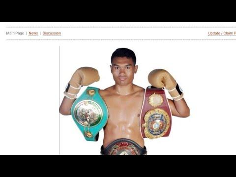 Boxing All Rivera The Next Pacquaio? - By Eric Pangilinan