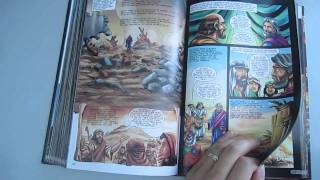 The Action Bible Comic Book
