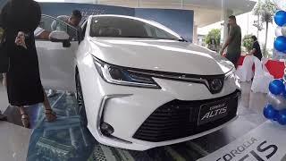 New Toyota Altis 2020 Coming Soon Inshallah .