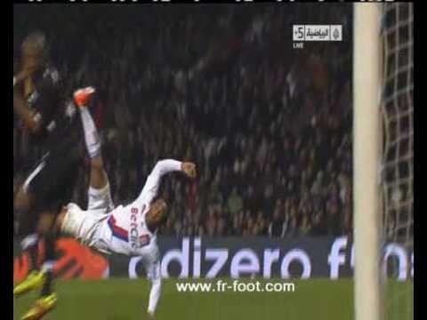 Lyon 4-0 Nancy 18-2-2011 - Briand !!
