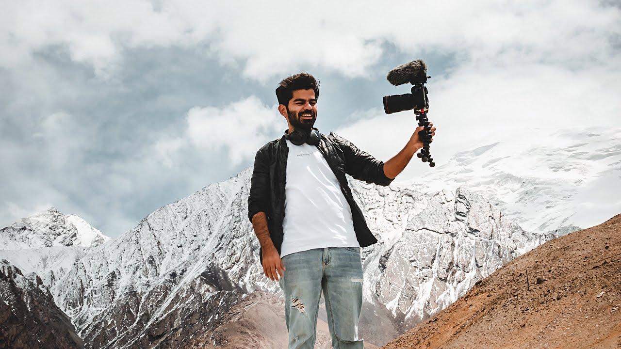 كيف تصور فيديوهات عاليوتيوب؟ معدات التصوير