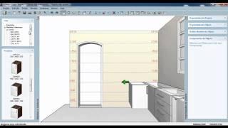 Projetando uma cozinha com VDMax 3.0 Arquitetos e Decoradores