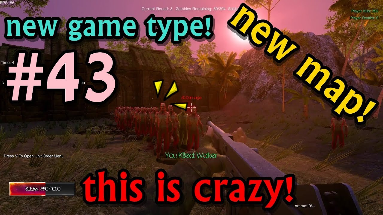 NEW MAP Jungle Island Ultimate Epic Battle