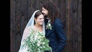 Ewa Farna - reportáž o svadbe - televízne noviny