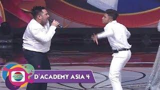 Download lagu NASSAR KEMBALI KALAH TELAK Battle Goyang NASSAR vs JIRAYUT part 2 DA Asia MP3