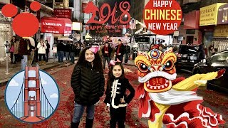 Come join us at the: 2018 Chinese New Year Parade in San Francisco!...