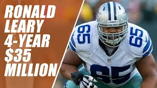 Broncos Sign Ronald Leary
