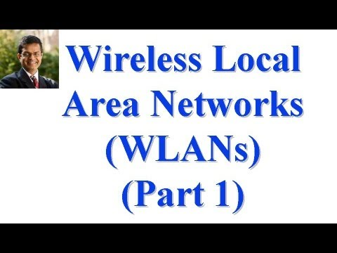 CSE 574S-10-6A: Wireless Local Area Networks (WLANs) Part I