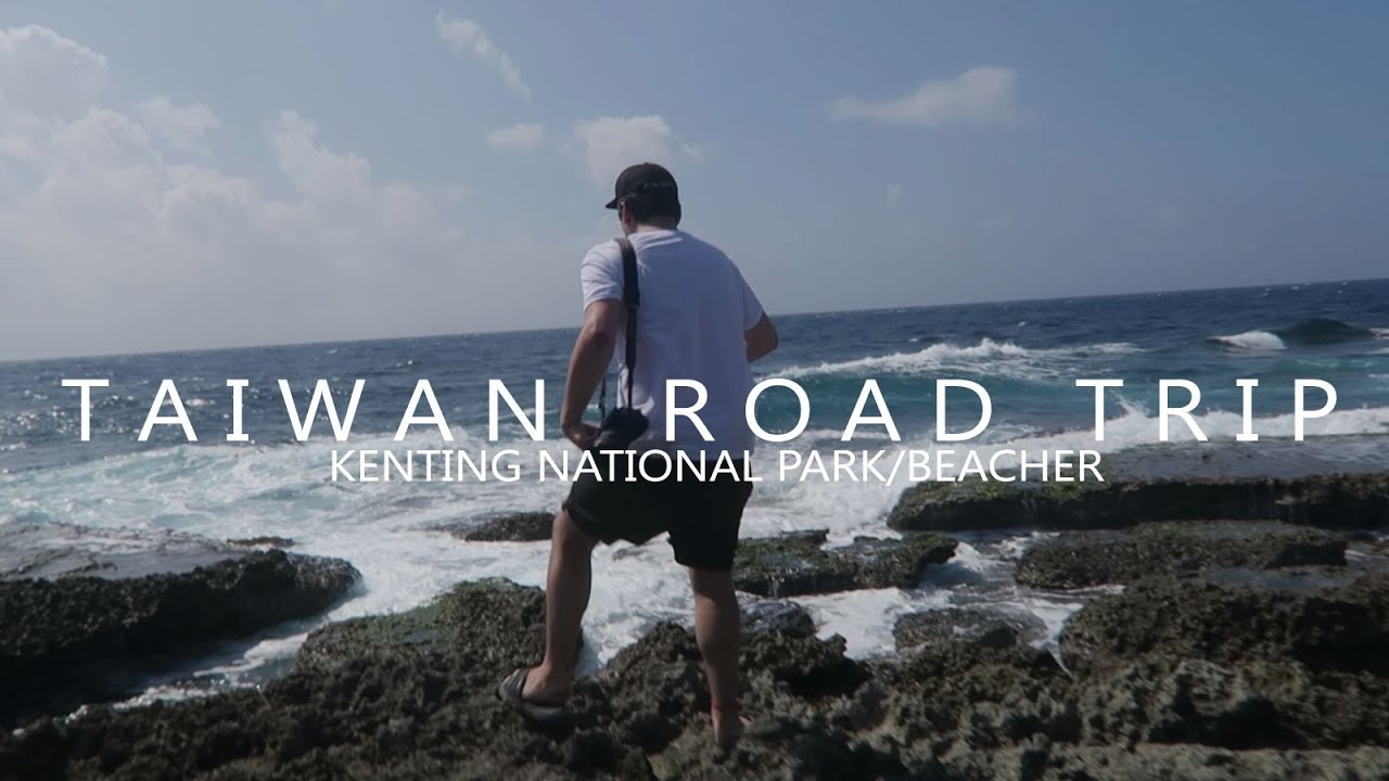 how to go kenting national park