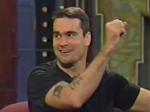 Henry Rollins - Interview On Later With Greg Kinnear 11/94