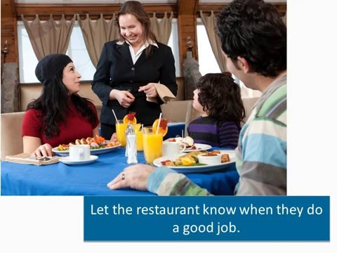 Dining Out with Food Allergy