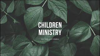 08/30/20 Children Sunday Service
