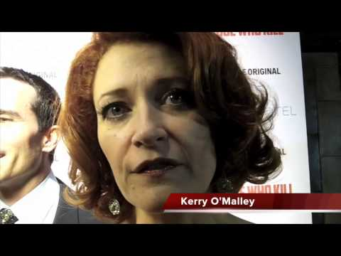 Kerry O'Malley Talks THOSE WHO KILL