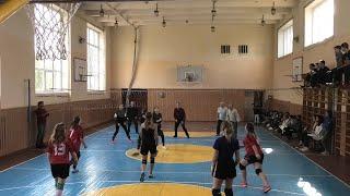 Волейбол  Учні – учителі  Надвірнянська школа №3