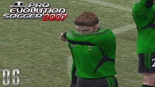 PES 2007 - CHAPADOS FC - NÃO DÁ! NÃO DÁ, NÃO DÁ, NÃO DÁ! - 06