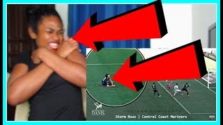 Top 10 Horrific Injury In Football • OUCH! | Reaction