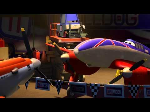 Disney España | NUEVO TRÁILER 'Aviones'