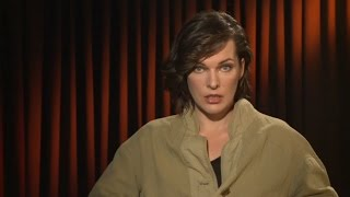 Milla Jovovich intro Resident Evil 6: The Final Chapter Teaser Trailer #2 (JAPAN)