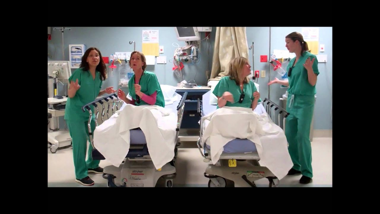 post anesthesia care unit 2013 i want a room with a view youtube