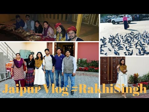 Jaipur Vlog - First Trip With In- Laws 🙄🙄