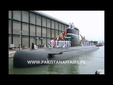 Pakistan's Submarine History