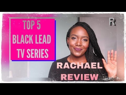 TOP 5 BLACK LEAD TV SERIES | REVIEW | EUPHORIA | TOP BOY | THE GOOD FIGHT | RachaelRnR