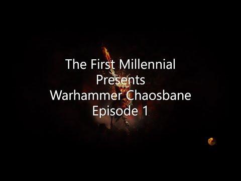 Warhammer Chaosbane Walkthrough Gameplay, Episode 1: I SUPERSUCK AT VIDEO GAMES |