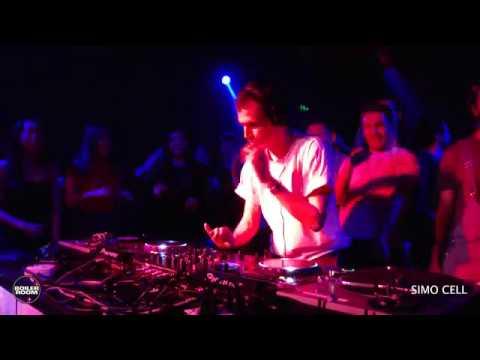 Simo Cell Boiler Room Beijing Trax Magazine DJ Set