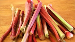 Rhubarb 101 - Everything You Need To Know About Rhubarb