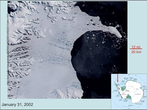 As the Tide Rises: Decades of Watching Ice Sheets Change