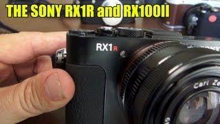 the Sony RX1R, RX100II, Leica X Vario, Ricoh GR, Leica M and Samsung NX300
