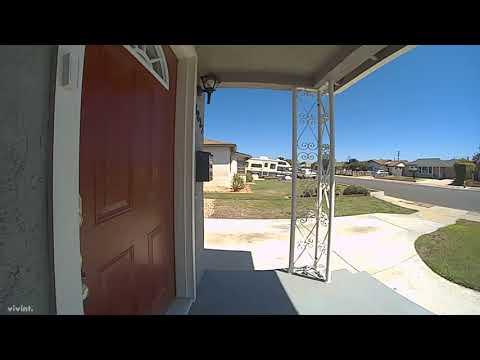 Rolando Park - Loma Alta Drive Trespass video 8/16/17 11:36 AM