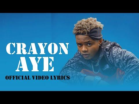 Mavinrecords -  Crayon - Aye {official Video Lyrics}