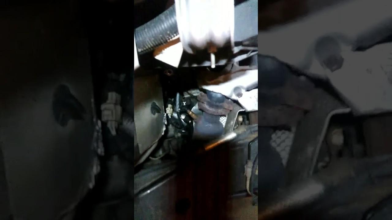 2008 jeep wrangler jk 3 8 v6 egr valve replacement youtube. Black Bedroom Furniture Sets. Home Design Ideas