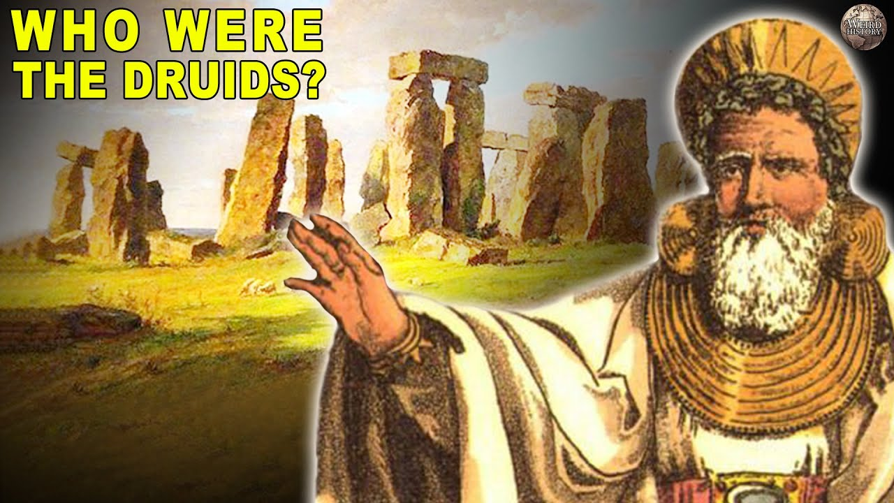 Bizarre Facts About The Druids