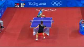 Wang Nan vs Park Mi Young (2008 Olympics)