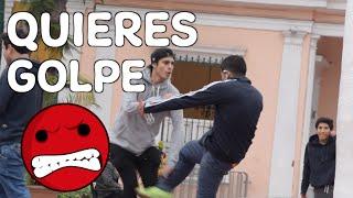 QUIERES GOLPE ??? #2 | BROMA - NoTePiquesTV