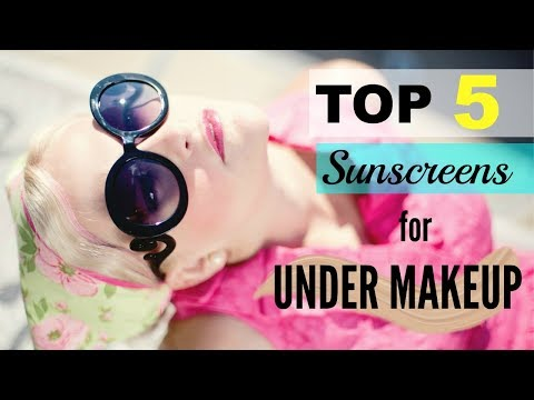 BEST Sunscreens For UNDER MAKEUP! #1 Anti-Aging MUST HAVE Product thumbnail
