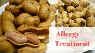 New Peanut Allergy Treatment Holds Promise. Another technique for t...