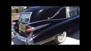 Video The Girls and Corpses 1959 Cadillac Hearse download MP3, 3GP, MP4, WEBM, AVI, FLV Juli 2018