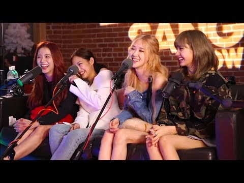 BLACKPINK English Interview With Zach Sang Show   Deep Interview You Must Watch