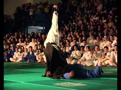 REAL AIKIDO - BEST SELF DEFENSE - MASTERS