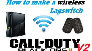 Wireless lag switch tutorial Xbox 360 / PS3- Nettools 5.0 - Easy [HD] [DE] [EN]