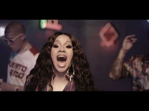 Cardi B, Bad Bunny, J Balvin - I Like It [Official Remix Video]