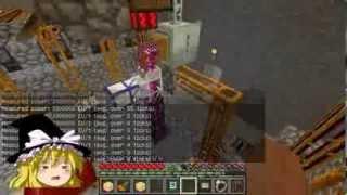 【Minecraft】科学の力使いまくって隠居生活 Part59【ゆっくり実況】