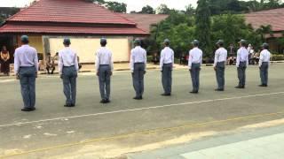 Tim Putra SMAN 5 Samarinda at LKBB 3 Kehutanan