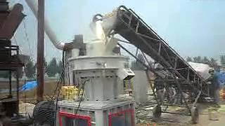 Pellet mill/sawdust pellet machine(Malaysia)