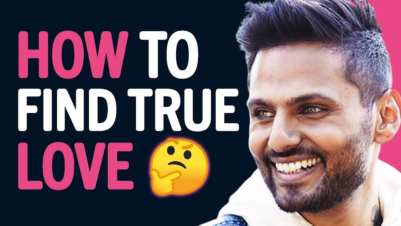 Download The SECRET To Finding LOVE & The PERFECT PARTNER Explained!   Jay Shetty