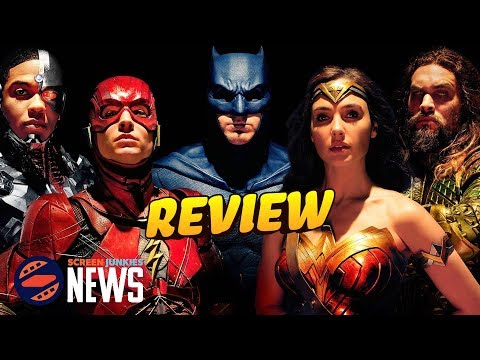 Justice League – Review! (non-spoiler)