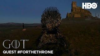 Throne of Joy | Quest #ForTheThrone - Dawn